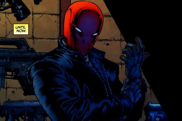 Jason Todd, o Capuz Vermelho.