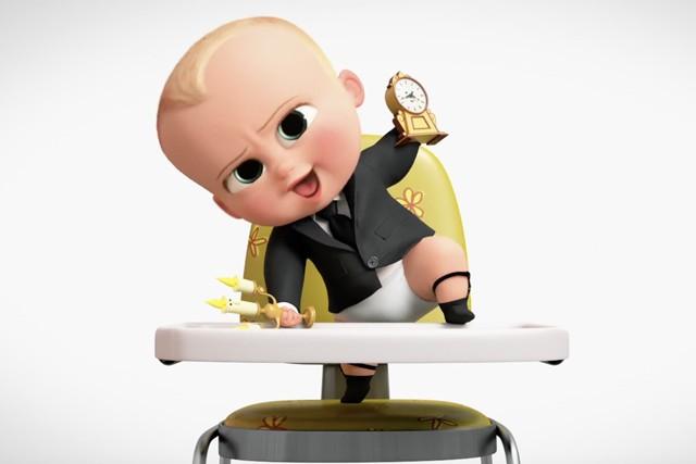 O Poderoso Chefinho   Animação ganha seu trailer final