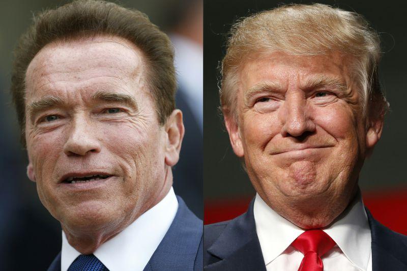 Schwarzenegger não saiu voluntariamente do 'Apprentice'. Foi despedido