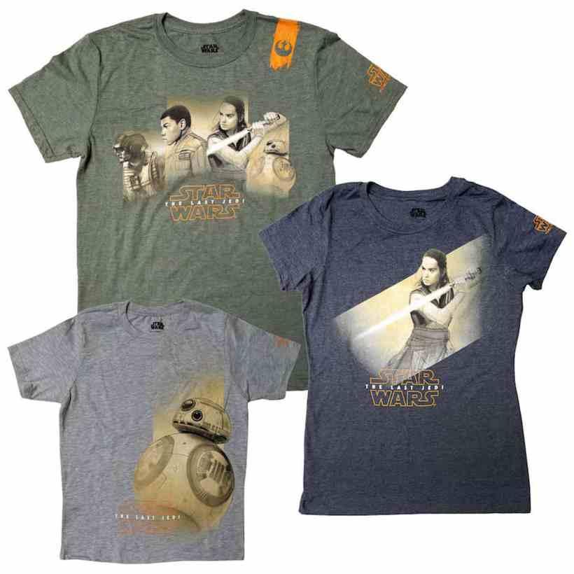 Star-Wars-Force-for-Change-Last-Jedi-t-shirts