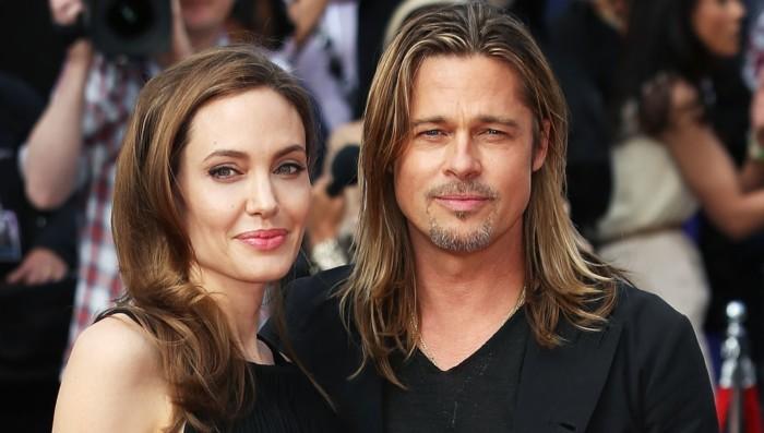 Angelina Jolie não terminou o processo de divórcio com Brad Pitt