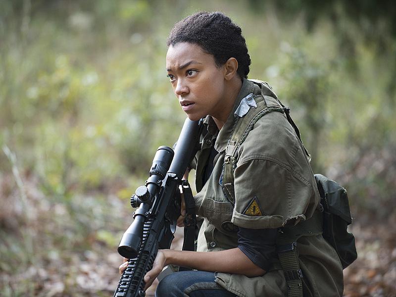 The Walking Dead - Outra atriz da série quase interpretou Michonne!