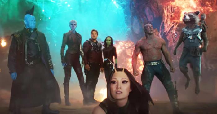Guardiões da Galáxia 2 lidera bilheterias em estreia nos EUA