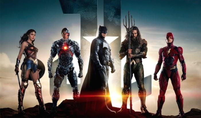Resultado de imagem para liga da justiça filme 2017