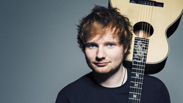 Ed Sheeran deleta conta no Twitter
