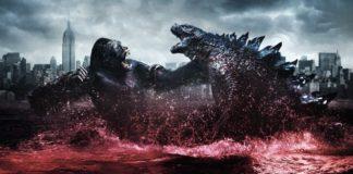 King Kong vs Godzilla, um duelo gigantesco.