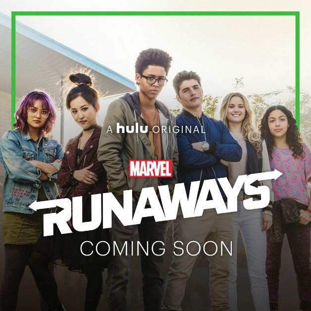Runaways_Poster_Hulu