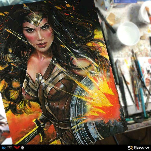 Wonder-Woman-Painting-by-Olivia-De-Berardinis