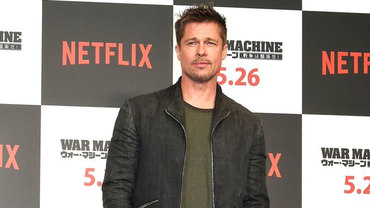 Brad Pitt ofereceu 100 mil euros para ver