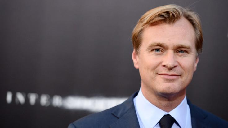 O diretor Christopher Nolan, que não gostaria de mexer com Blade Runner.