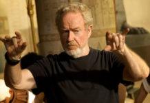 O diretor Ridley Scott.