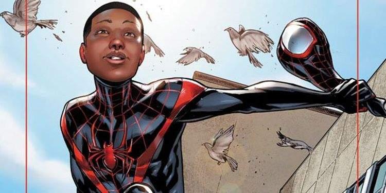 Miles Morales: Homem-Aranha alternativo dos quadrinhos