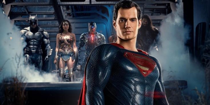 Superman em Liga da Justiça