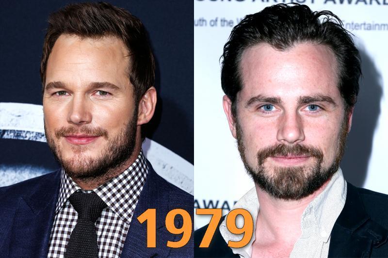 10 pares de famosos que têm a mesma idade e você não sabia