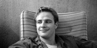 O lendário ator Marlon Brando.