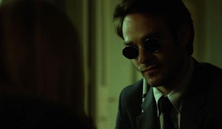 Charlie Cox como Demolidor