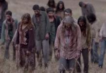 Zumbis em The Walking Dead