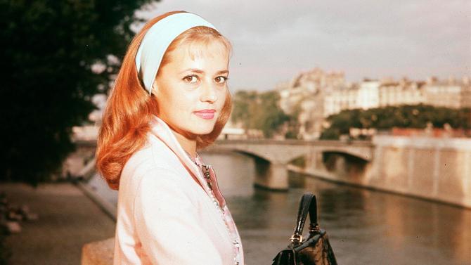 Morreu Jeanne Moreau, ícone do cinema francês