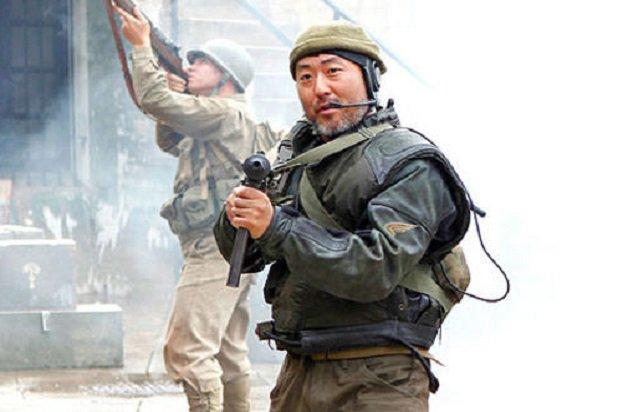 Kenneth Choi em Capitão América: O Primeiro Vingador
