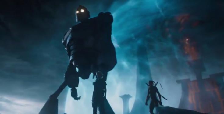 Gigante de Ferro em Jogador Nº 1
