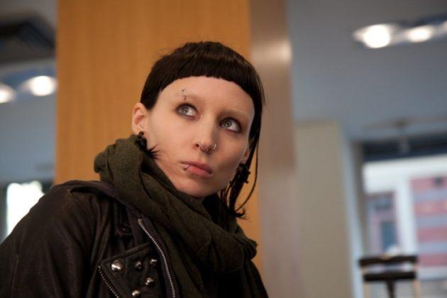Rooney Mara, a antiga Lisbeth Salander, em Os Homens Que Não Amavam as Mulheres
