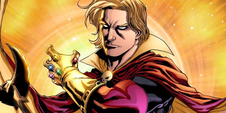 Adam Warlock nos quadrinhos