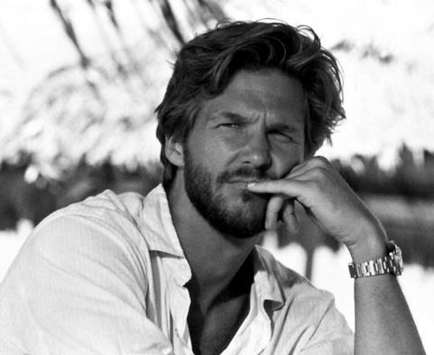 Jeff Bridges nos anos 80