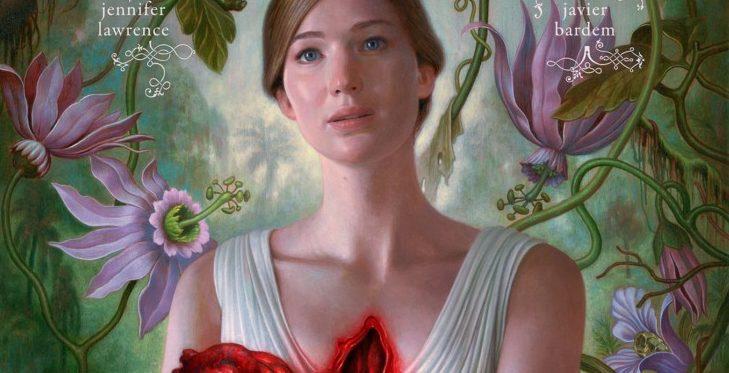 Paramount sai em defesa de Mãe!, estrelado por Jennifer Lawrence