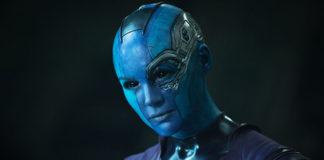 Karen Gillan como Nebulosa.