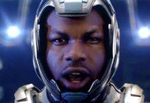 John Boyega em Círculo de Fogo 2