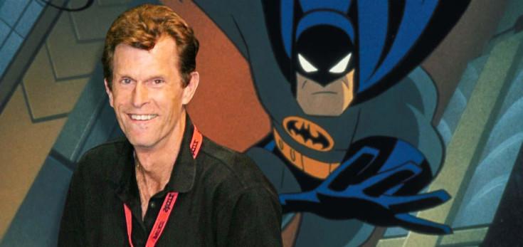 Kevin Conroy: a voz do Batman na série animada de TV