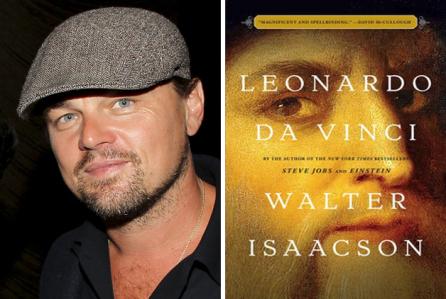 Leonardo DiCaprio será Da Vinci em filme