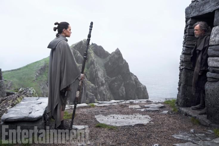 Os Últimos Jedi | Imagens inéditas revelam novos personagens — Star Wars