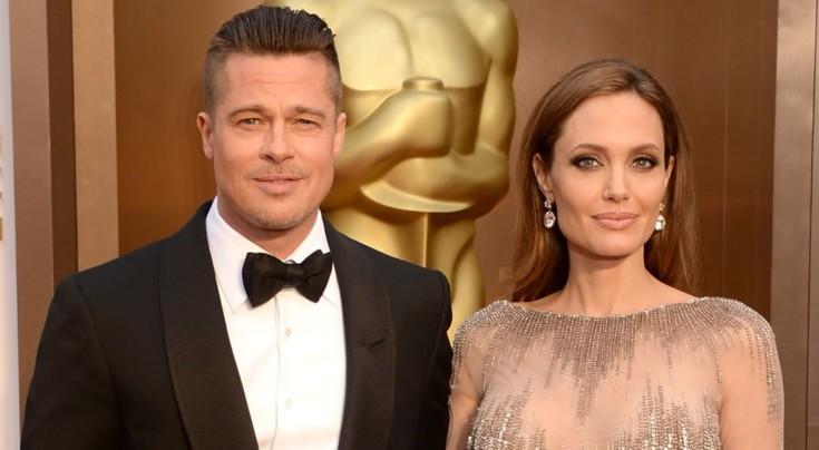 Jolie rejeita acordo de divórcio de 100 mihões proposto por Pitt