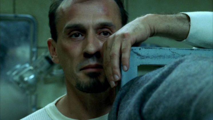 Robert Knepper em Prison Break