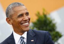 Barack Obama, ex-presidente americano.