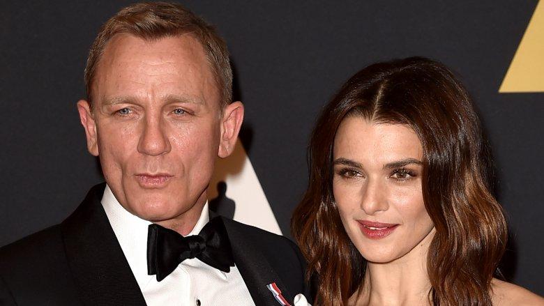Rachel Weisz e Daniel Craig estão esperando seu primeiro filho