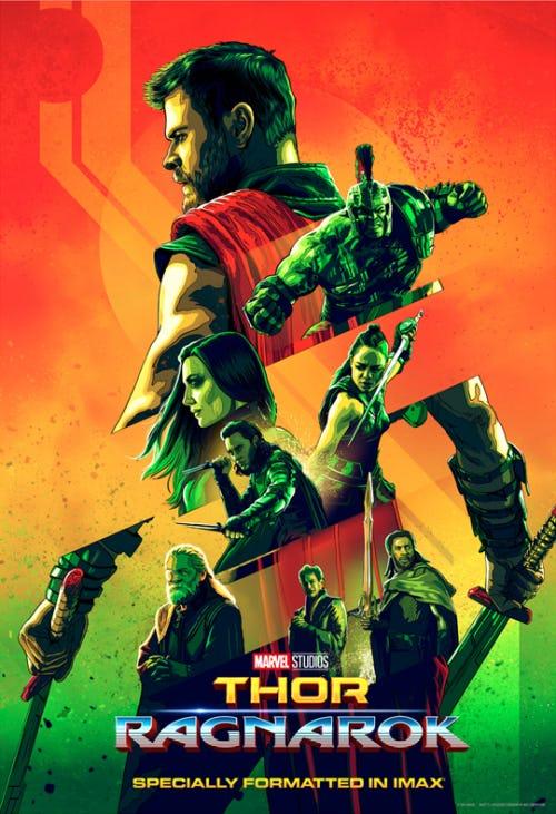 Thor-Ragnarok-IMAX-Poster