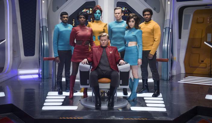 USS Callister, episódio da 4ª temporada de Black Mirror.
