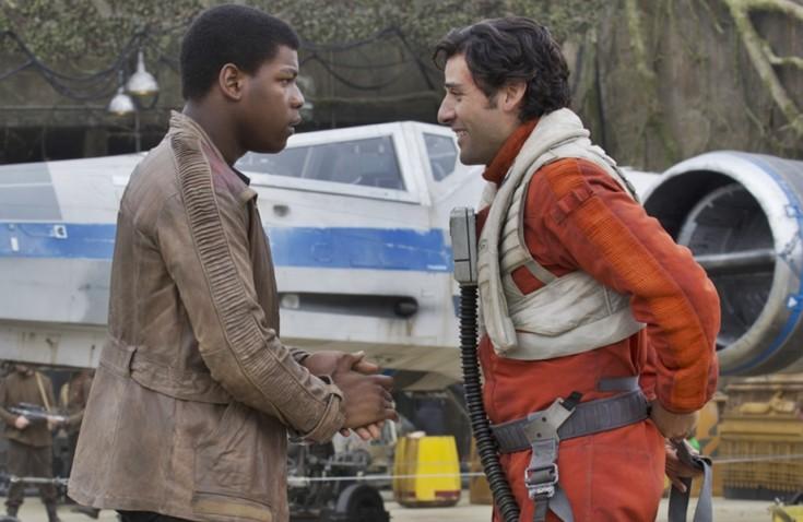 Star Wars: Os Últimos Jedi | Finn e Poe poderá ter uma relação amorosa no filme