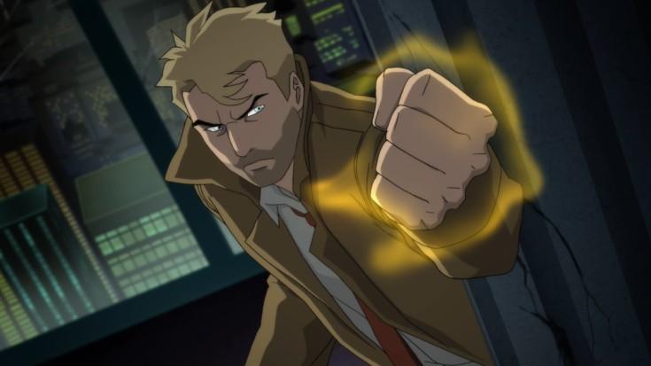 Resultado de imagem para Constantine serie animada