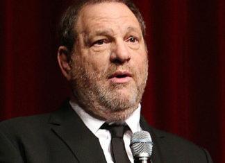 O ex-produtor Harvey Weinstein.