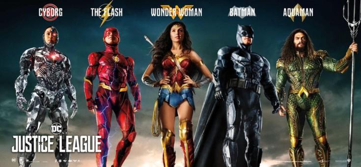 Resultado de imagem para Liga da Justiça novos posters individuais