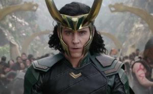Loki em Thor: Ragnarok