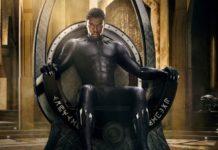 Pantera Negra, primeiro filme sobre herói negro da Marvel.