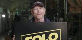Ron Howard, diretor de Solo: Uma História Star Wars.