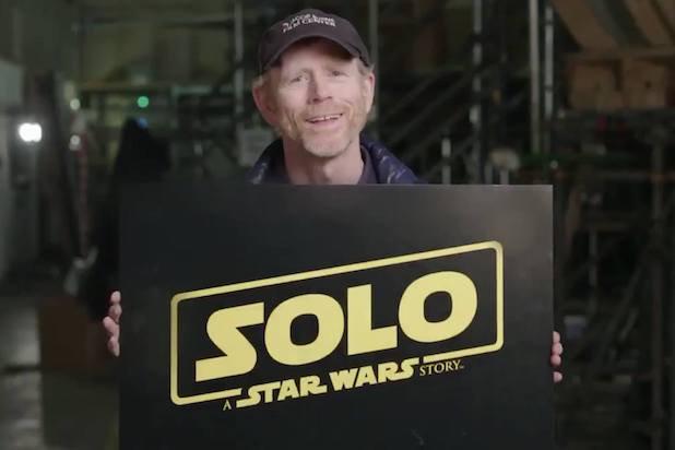 Spin-off de Han Solo ganha título oficial