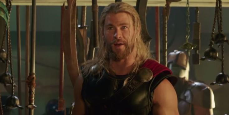Thor: Ragnarok - Novo vídeo mostra Thor e Hulk na arena!