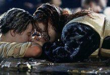 Cenas finais de Titanic