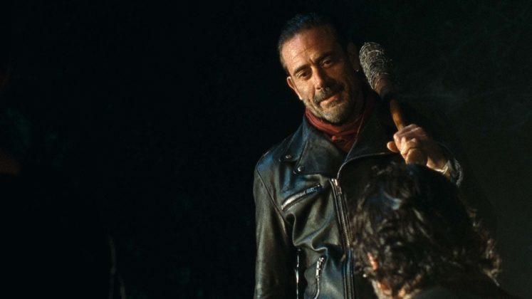 Negan em The Walking Dead
